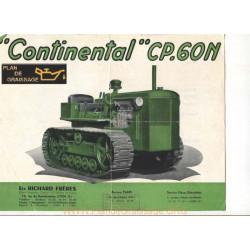 Continental Cp 60n Pub Chenillards