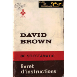 David Brown 880 Selectamatic