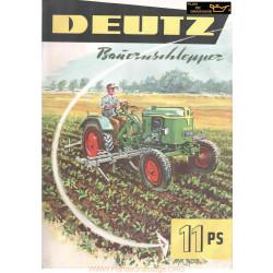 Deutz 11ps F1l612