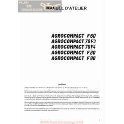 Deutz Agrocompact F60 F70 F80 F90 Manuel Atelier