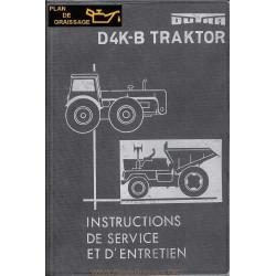 Dutra D4k B Traktor