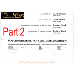 Fahr D 130 H Catalogue Part2