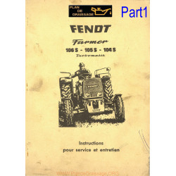 Fendt Farmer 104 105 106 S Part1