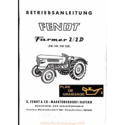Fendt Farmer 2d Fw 139 228