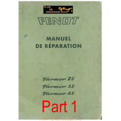 Fendt Farmer 2s 3s 4s Manuel Part1