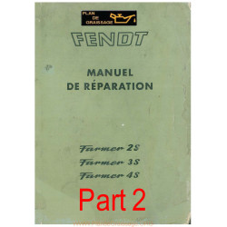 Fendt Farmer 2s 3s 4s Manuel Part2