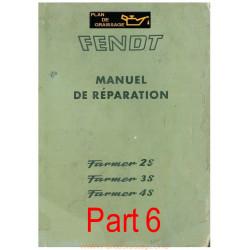 Fendt Farmer 2s 3s 4s Manuel Part6