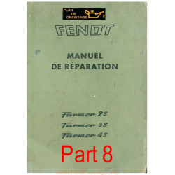 Fendt Farmer 2s 3s 4s Manuel Part8