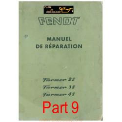 Fendt Farmer 2s 3s 4s Manuel Part9