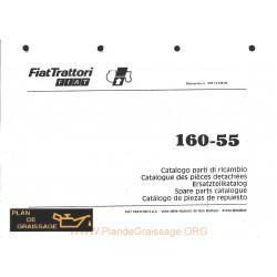 Fiatagri 160 55 Pieces