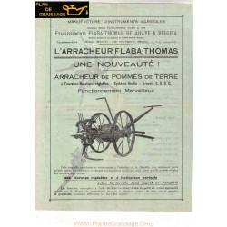 Flaba Thomas Arracheur P De T