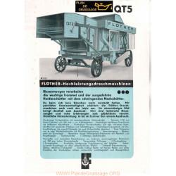 Flother Qt5 Batteuses