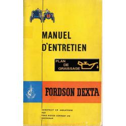 Fordson Dexta 1958