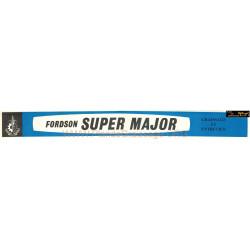 Fordson Super Major 11 1960