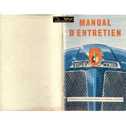 Fordson Super Major 1960