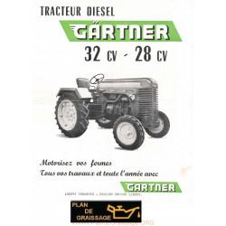 Gartner T 28 32 Cv
