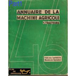 General Annuaire Tracteur 1946 Part1