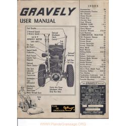 Gravely L Us Motoculteurs