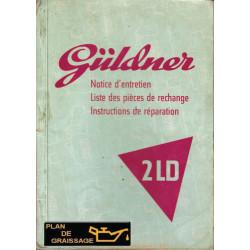 Guldner 2 Ld Notice Entretien Moteur