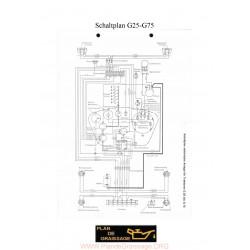 Guldner G 25 75 Schema Electrique