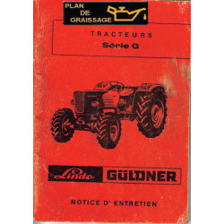 Guldner G Tracteur