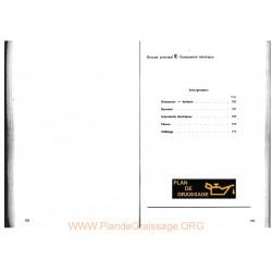 Hanomag R 35 Equipement Electrique