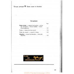 Hanomag R 35 Essieu Et Direction