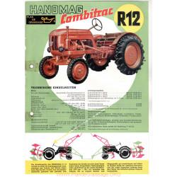Hanomag R12 Combitrac 2