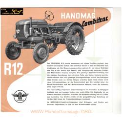 Hanomag R12 Combitrac