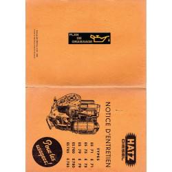 Hatz Es 71 75 79 780 785 Diesel Ne