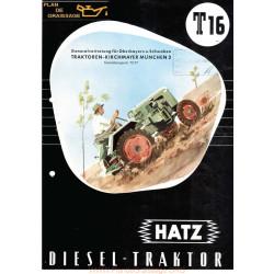 Hatz T16 Pub