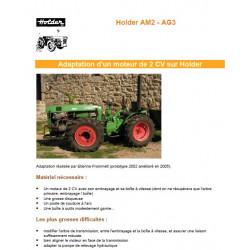 Holder Am2 Ag3 2cv
