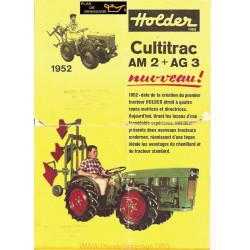 Holder Am2 Ag3 Cultitrac