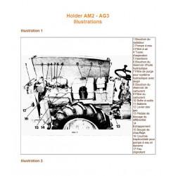 Holder Am2 Ag3 Info