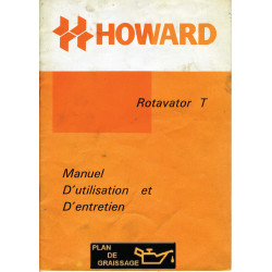 Howard Tlc Tle Rotavator