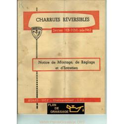 Huard Hb Hm Charrue Reversibles