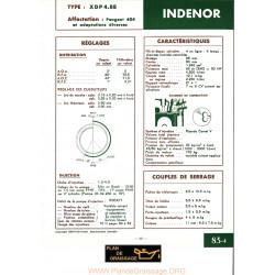 Indenor Xdp4 88 Moteur