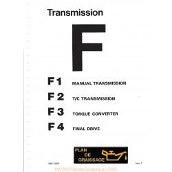 Jcb 3c 3d Transmission