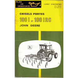 John Deere 100 Irc Chisels Portes