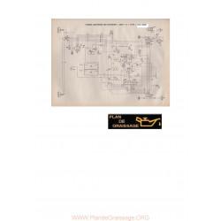 John Deere 2030 2130 Schema Electrique