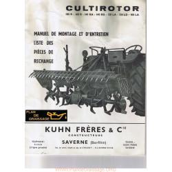 Kuhn 185 160 140 120 100 Cultirotor