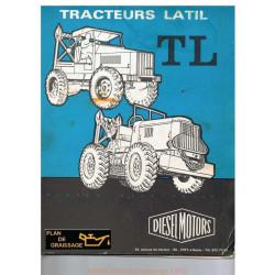 Latil Tl10 H14 Vues Eclatee