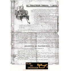 Latil Treuil Tracteur