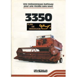 Laverda 3350 Moissonneuse Batteuse