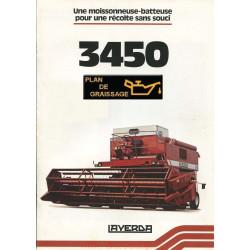 Laverda 3450 Moissonneuse Batteuse