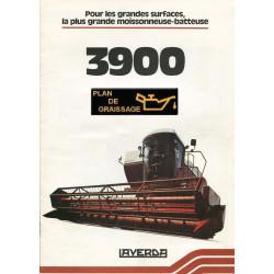 Laverda 3900 Moissonneuse Batteuse