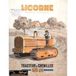 Licorne 60cv Brochure Chenillards