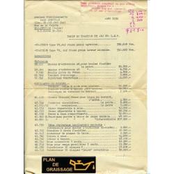 Lmp T5 Tarif 1952