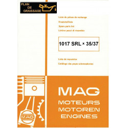Mag 1017 Srlx 35 37 Moteur