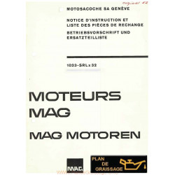 Mag 1023 Srlx 32 Moteur